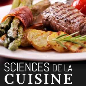 Ebook 'Sciences de la cuisine'
