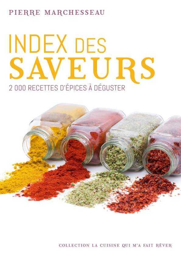 livre index des saveurs