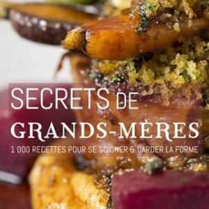 Ebook 'Secrets de grands-mères'