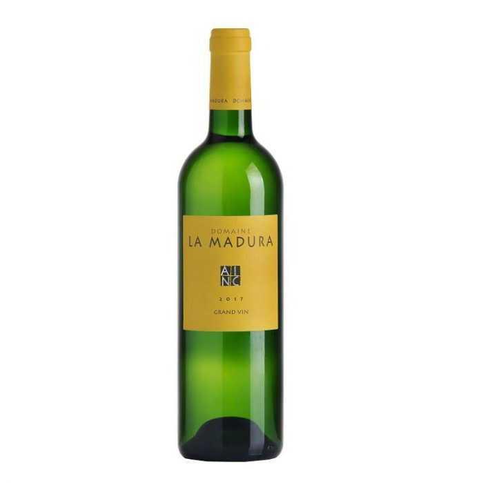 vin La Madura Grand Vin blanc 2017