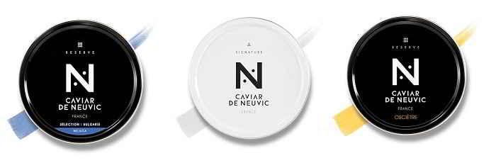 Caviar de Neuvic Beluga Baeri Osciètre