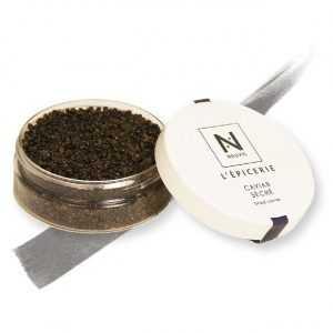 Caviar séché