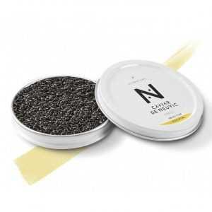 Caviar Sélection Osciètre Signature