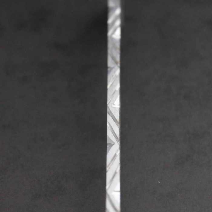 Guillochage Diamant de Fernando Ramos coutelier
