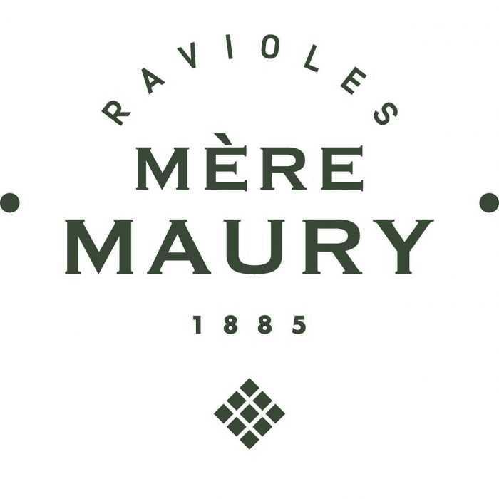 Logo Ravioles Mère Maury