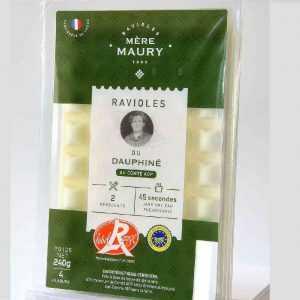 Barquettes de 4 plaques Ravioles du Dauphiné Label Rouge