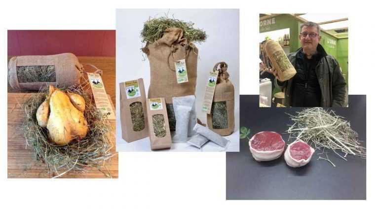 L'art du foin culinaire bio