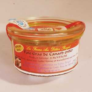 Lot Foie Gras du Gourmet Royal de la Ferme au Délice Royal