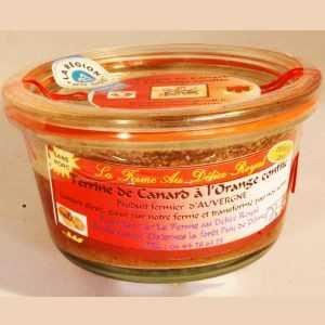 Terrines Gourmandes de Canard de la Ferme au Délice Royal