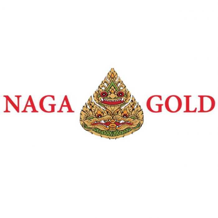 Logo Riz Naga Gold
