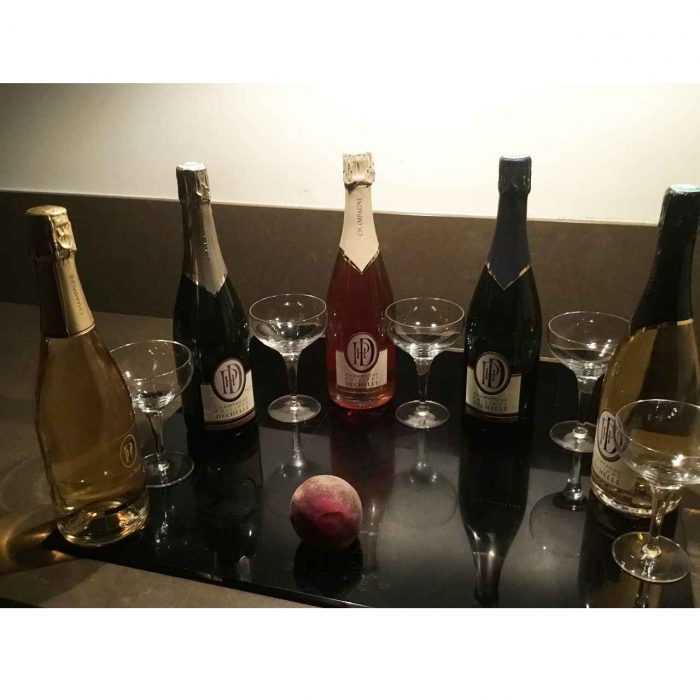 Caisse 6 bouteilles de Champagne Philippe Dechelle