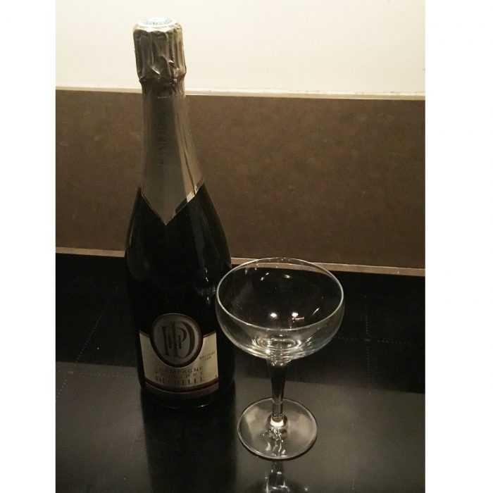 6 Bouteilles Champagne Blanc de blancs Philippe Dechelle