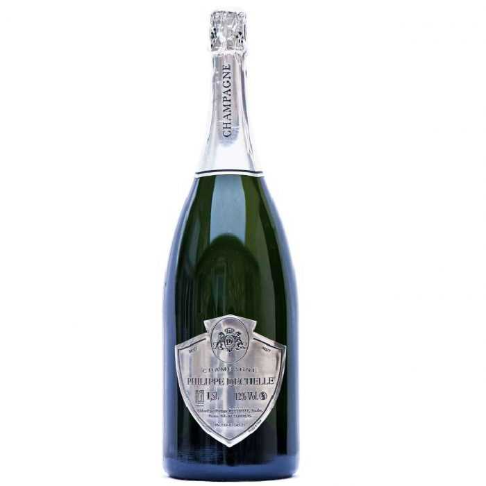 Magnum de Champagne Philippe Dechelle - vert