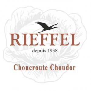 Cartons Choucroute Choudor Rieffel (12kg)