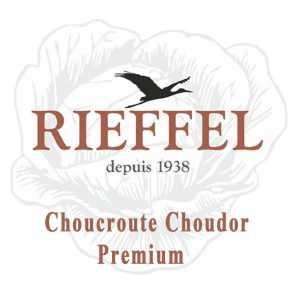 Cartons Choucroute Choudor Premium Rieffel (12kg)