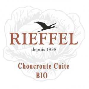 Cartons Choucroute Cuite Bio Rieffel (12kg)