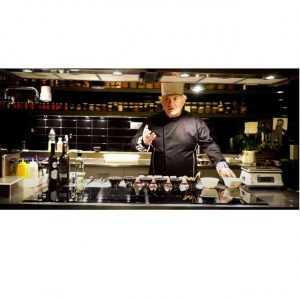 Cours de cuisine avec Pierre Marchesseau