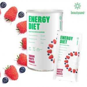 Energie-Diet Saveur Fruits Rouges de Beautysané