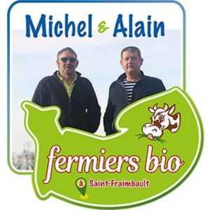 La cuisine au foin de Michel & Alain, fermiers bio