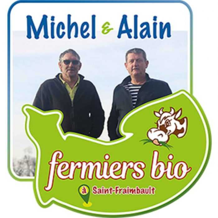 Michel et Alain, fermiers bio