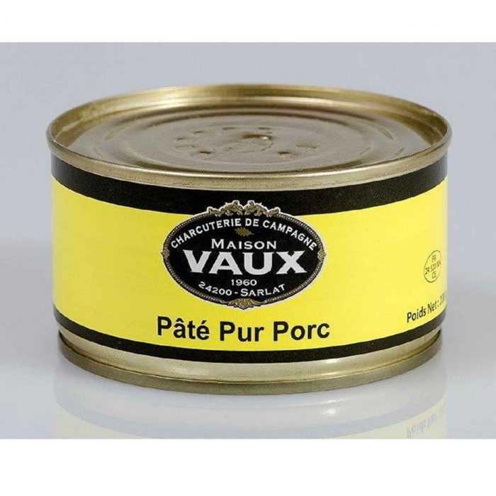 Pâté pur porc de Maison Vaux