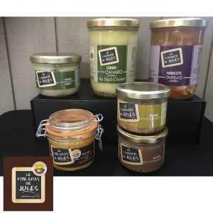 Traditions Landaises du 'Foie gras de Jules – Ferm'adour'