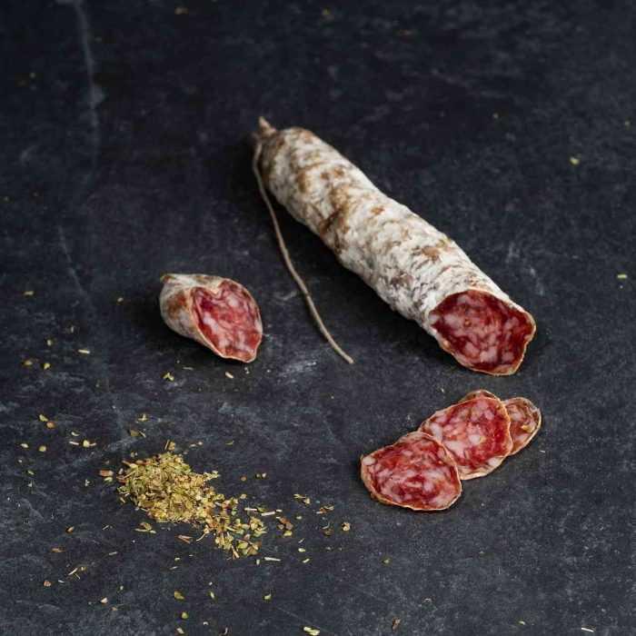 Mini-saucisson aux herbes de Provence de La Boutique des Saucissons