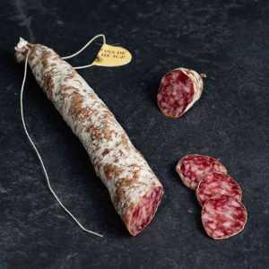 Saucissons et Saucisses de nos régions de la Boutique des saucissons