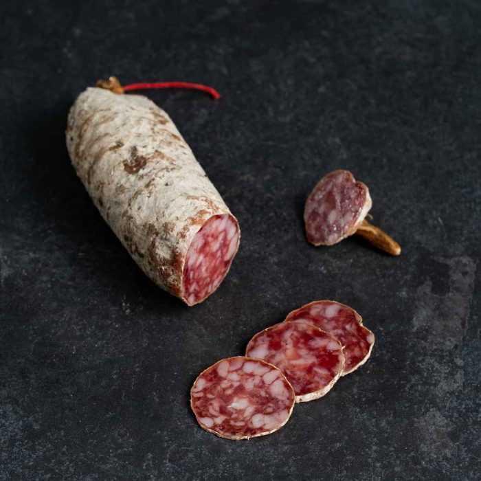 Saucisson sec Porc et sanglier de la Boutiques des saucissons