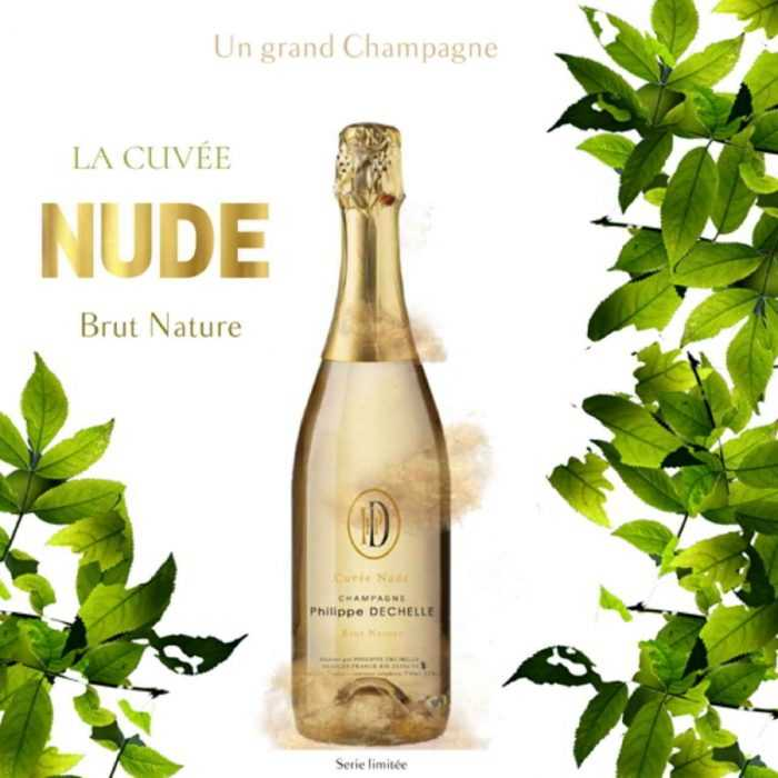 Champagne Philippe Dechelle - Cuvée Nude