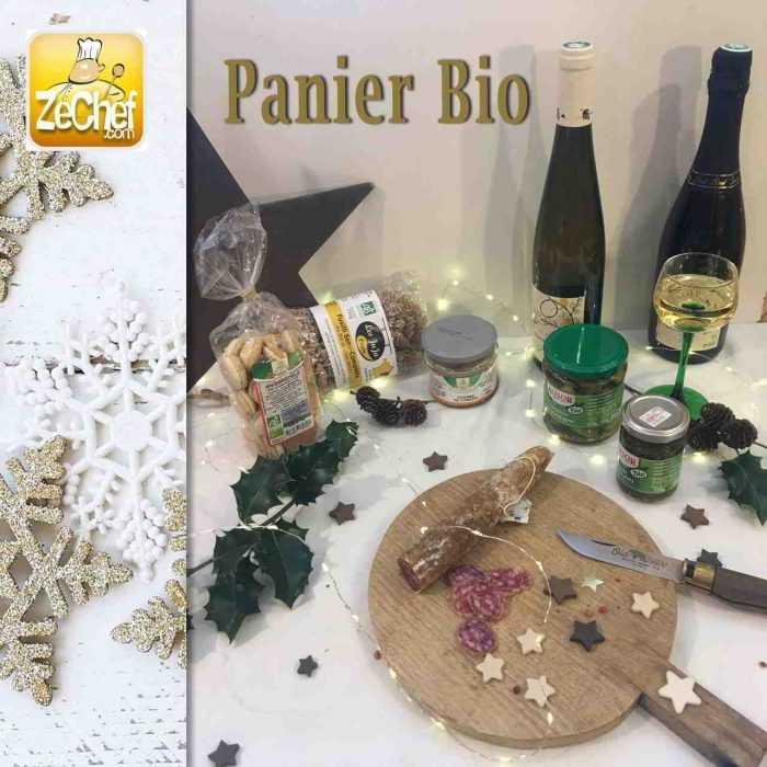 Panier Bio, spécial Noël en France
