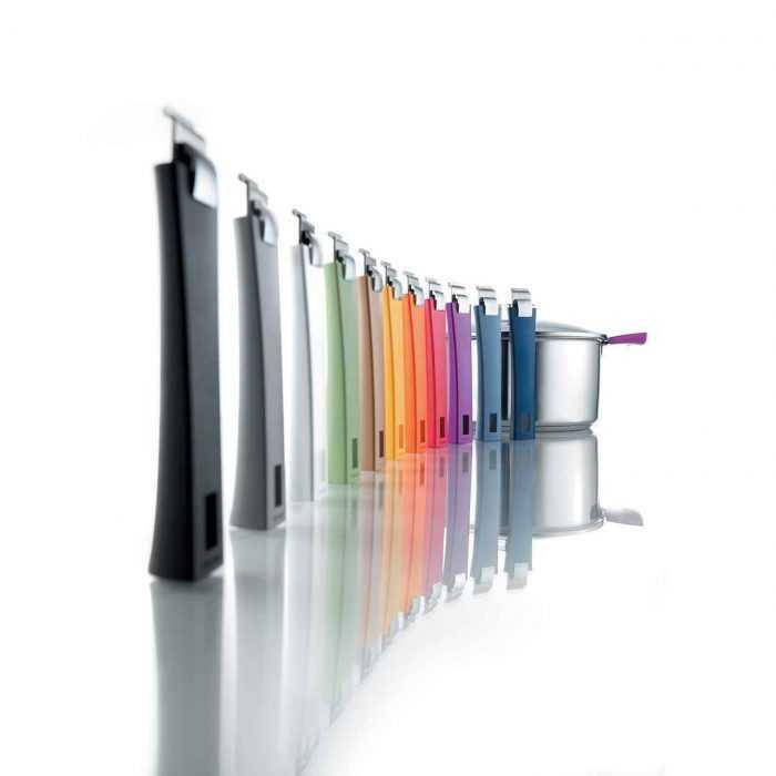 Choix couleurs des poignées gamme Mutine