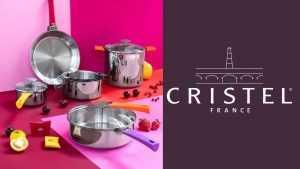 Distributeur agréé de la marque Cristel®