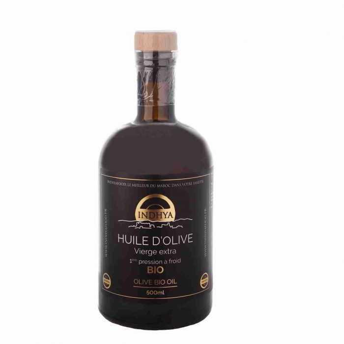 Huile d'olive Indhya Food 500ml