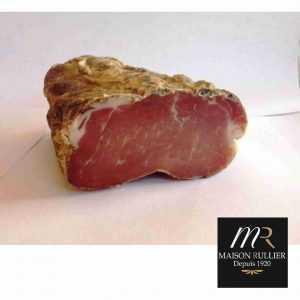 Filet de Caïon, viande de porc séchée de Savoie