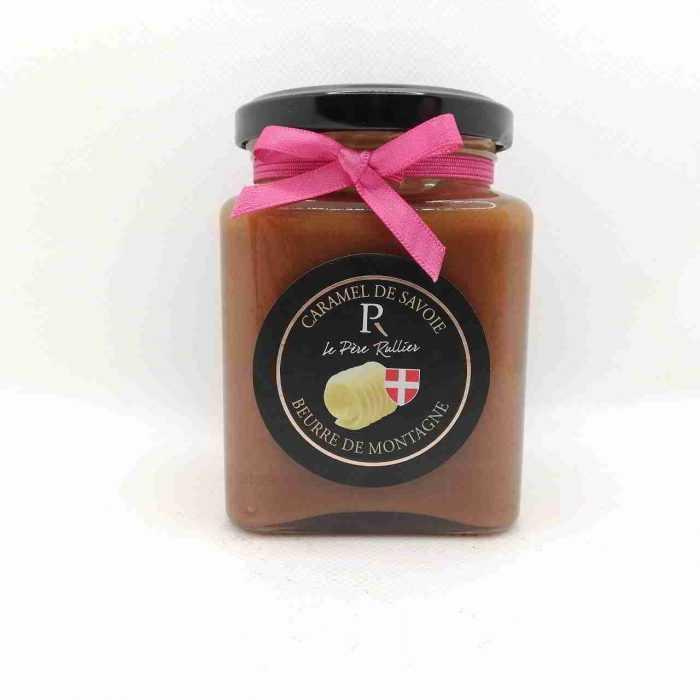 Caramel de Savoie au beurre de montagne