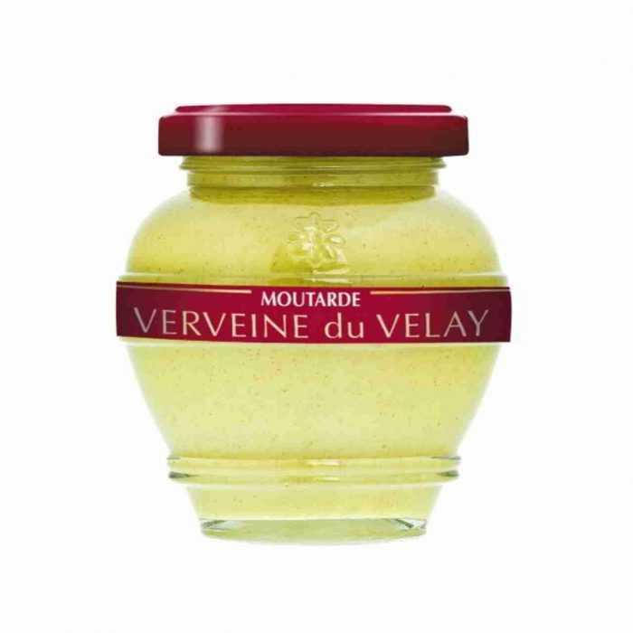 Moutarde à la Verveine de Velay