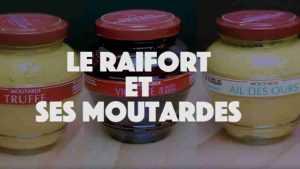 Video Moutarde d'Alsace Domaine des Terres Rouges