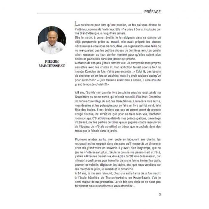Préface Le livre de la cuisine du marché